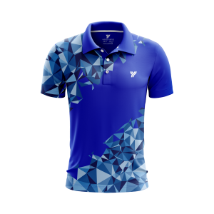 Polo-shirt MP059 blauw